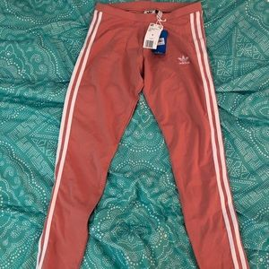 Women's Adidas 3 Stripe Leggings